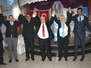 DSP Genel Başkanı Türker Mersinde