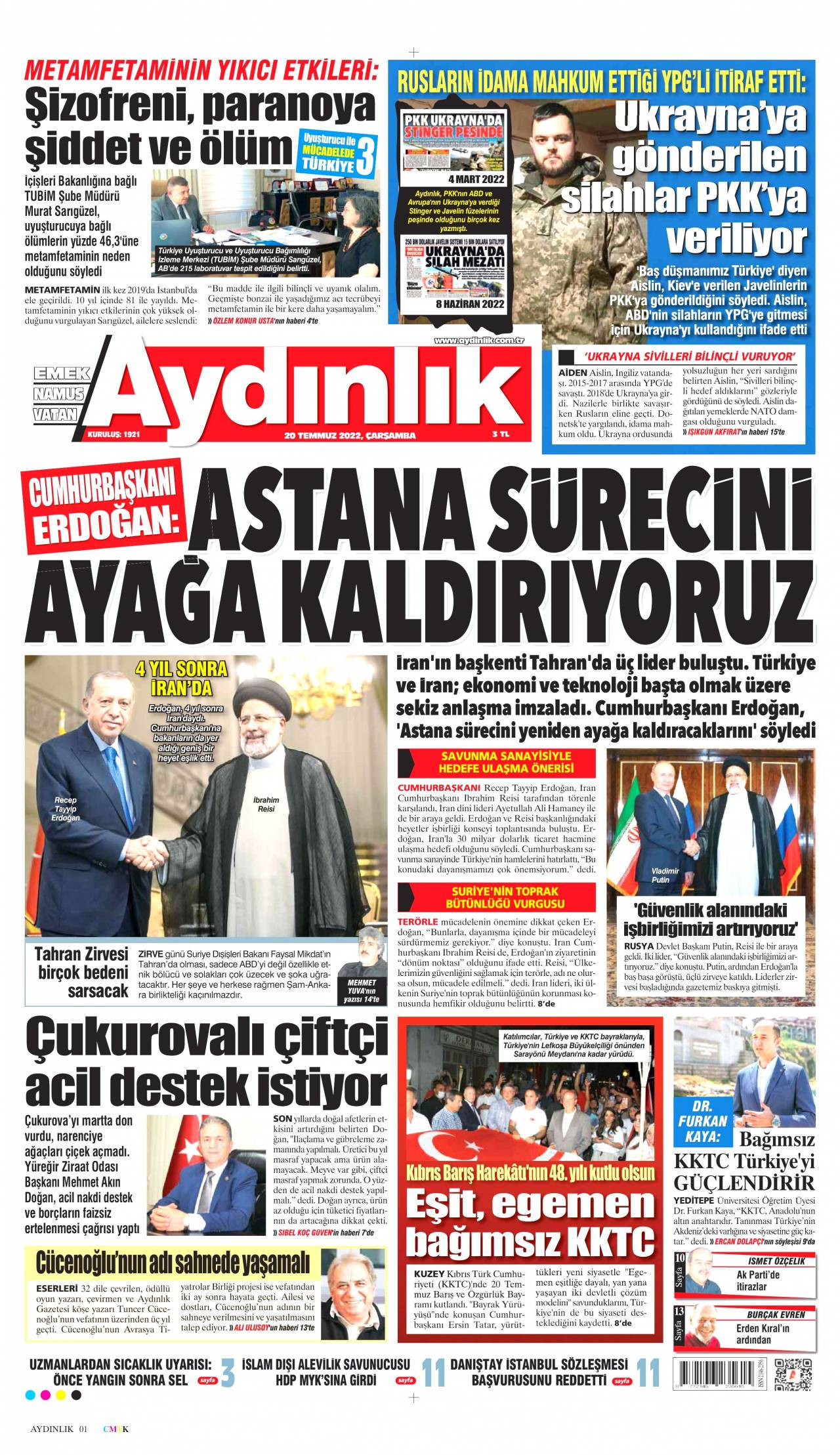 Aydınlık Gazetesi