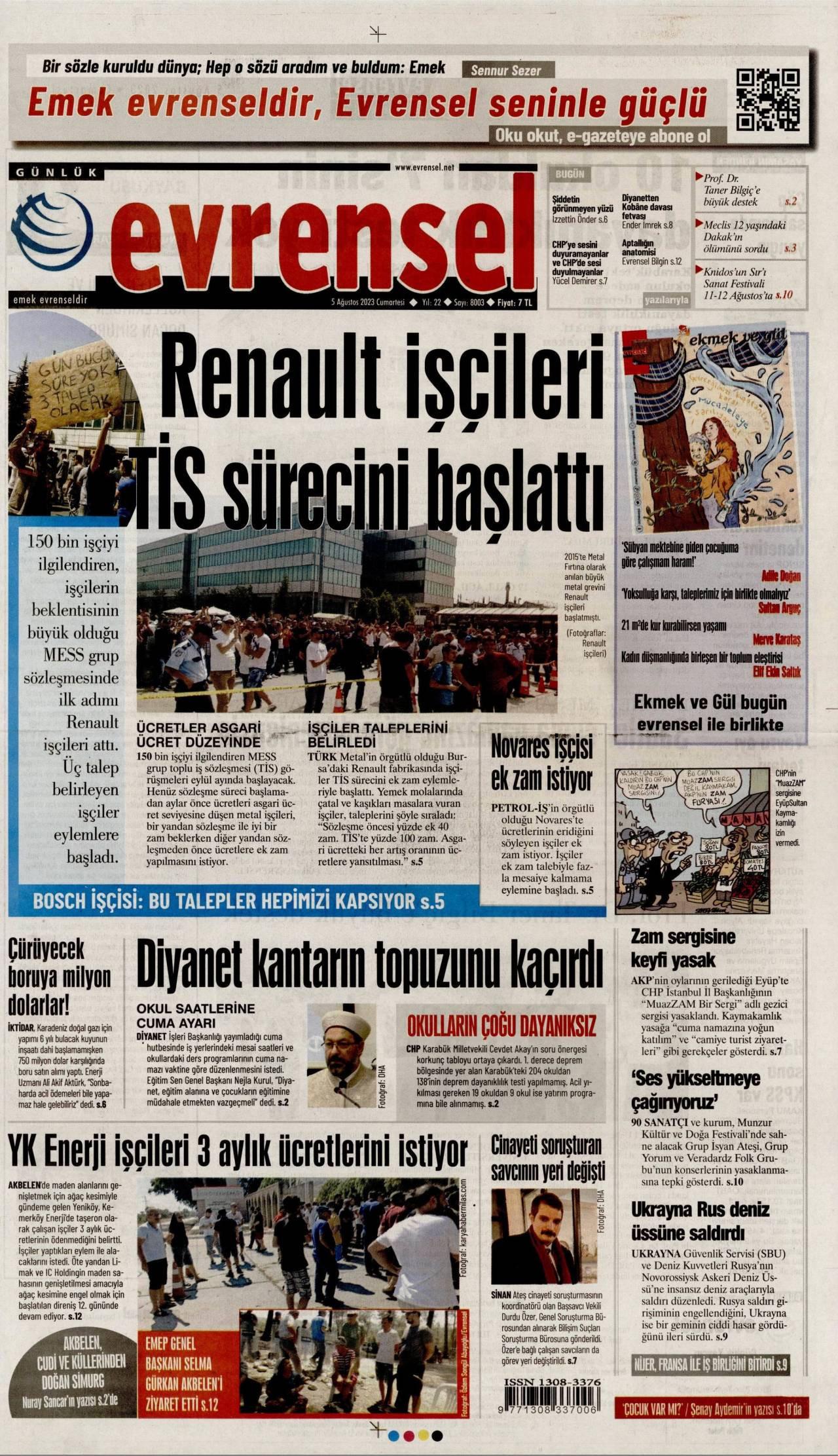 4 Kasım 2018 Pazar Günün Gazete Manşetlerigünlük Gazete Haberleri