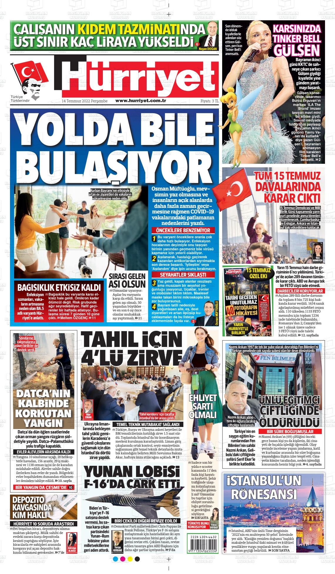 hurriyet Gazetesi