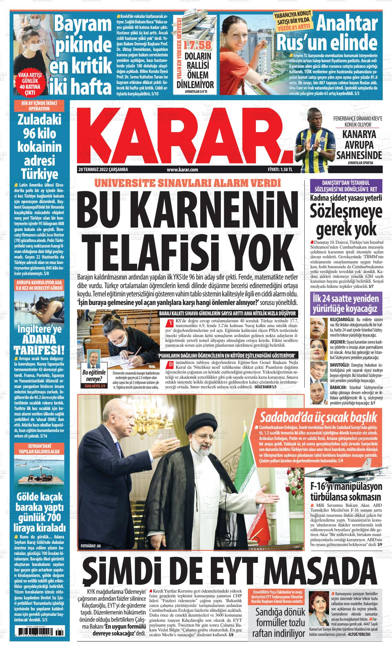 Karar Gazetesi