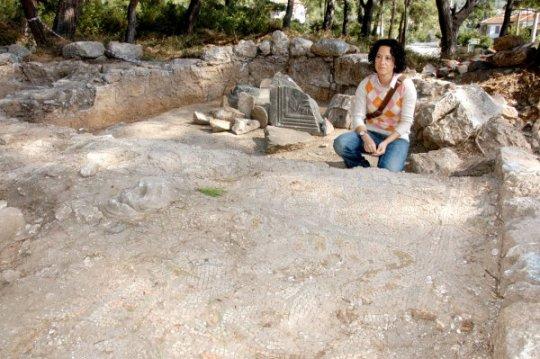 Kaçak Kazıdan Kilise Çıktı - Muğla