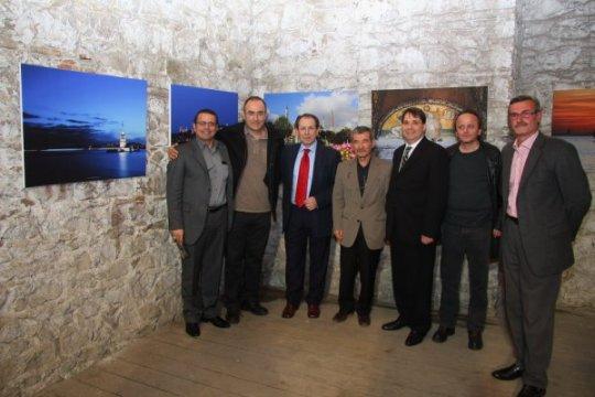 İstanbul Fotoğrafları Abacıoğlu Hanı'nda - İzmir