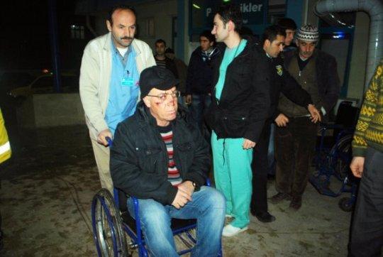 Samsun'da Otomobil Takla Attı: 4 Yaralı - Samsun