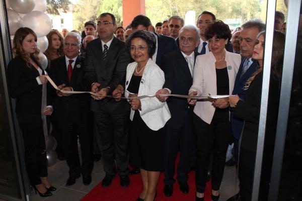 Ege Üniversitesi Teknoloji Geliştirme Bölgesi Açıldı