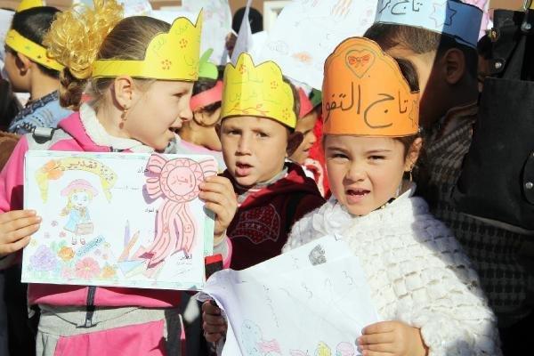Gaziantep ve Şanlıurfa'da Karne Sevinci (2)