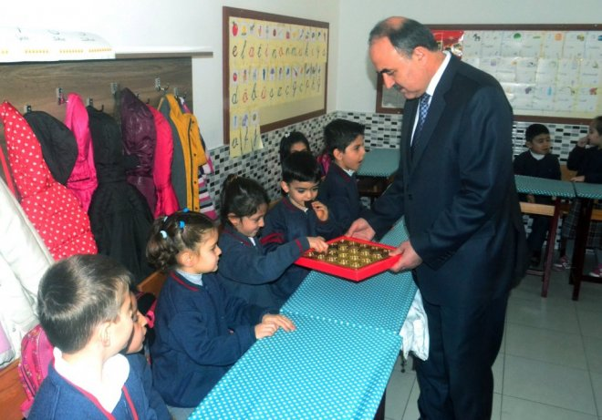 Konya'da 438 Bin 184 Öğrenci Karne Heyecanı Yaşadı
