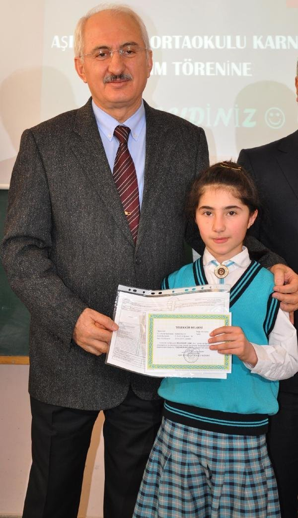 Sivas'ta 125 Bin Öğrenci Karne Sevinci Yaşadı