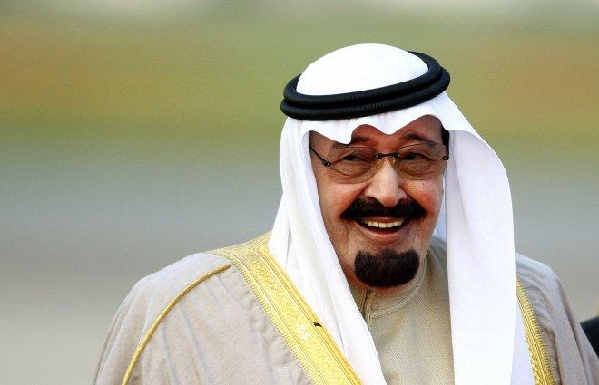 Suudi Arabistan Kralı Abdullah Öldü