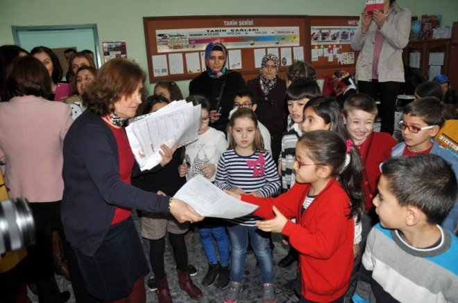 Tekirdağ'da 163 Bin 550 Öğrenci Karne Heyecanı Yaşadı