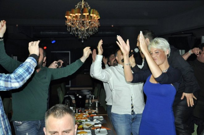 Arto Bursa'da Nispet Yaptı
