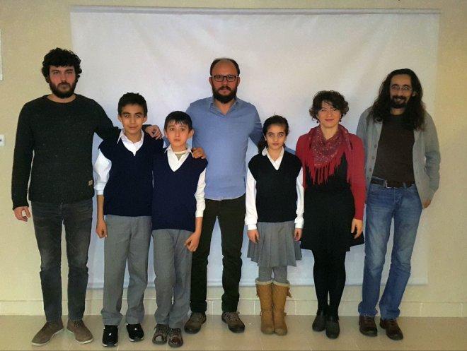 Mavi Bisiklet Filminin Çekimleri Akşehir'de Başlıyor