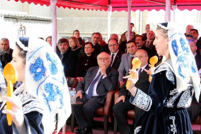 Bakan Avcı Eskişehir'de