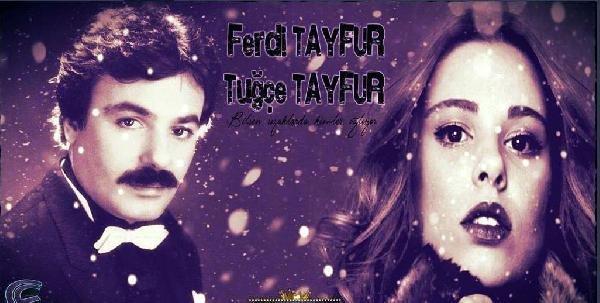 """Ferdi Tayfur'dan, Kızı Tuğçe ile """"Huzurum Kalmadı"""" Düeti"""