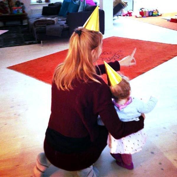 Meryem Uzerli, Kızı Lara'nın Doğum Gününü Kutladı: Senin Varlığın Bana En Büyük Armağan