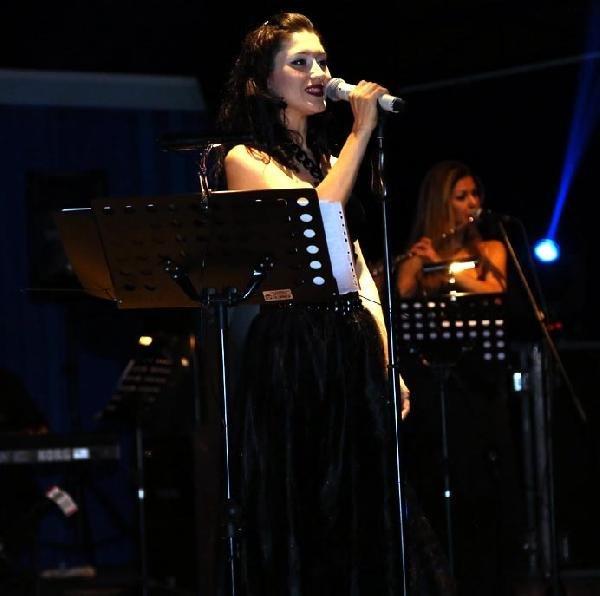 Kayseri'de Aslı Güngör Konseri
