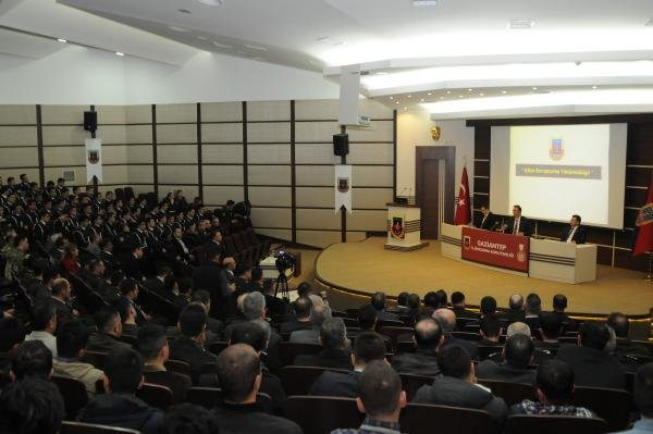 """Gaziantep'te """"Etkin Soruşturma Yükümlüğü"""" Semineri"""