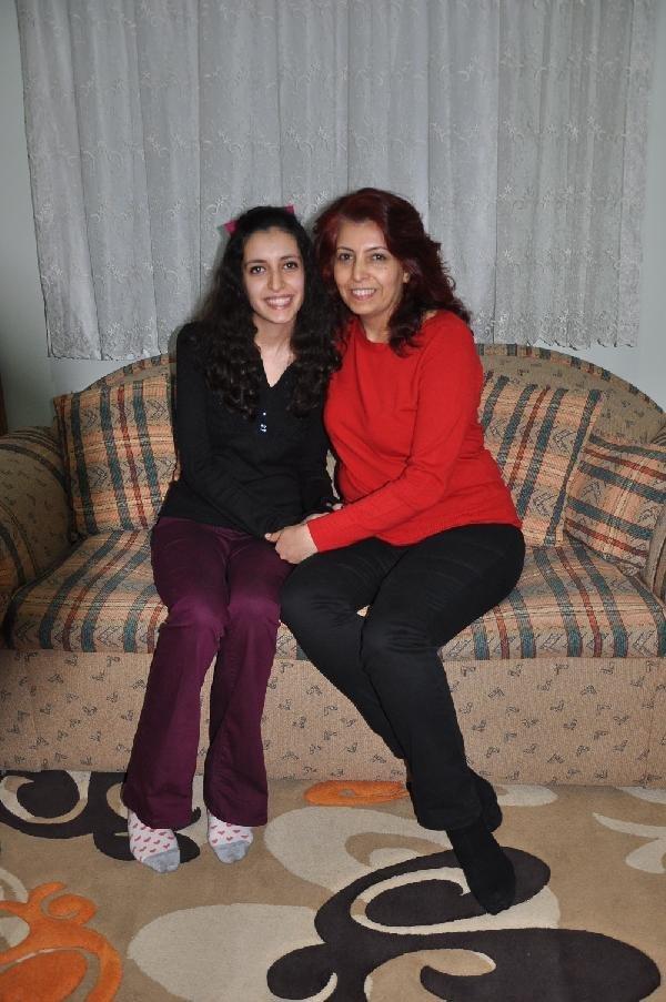 Çorum'da Anne ve Kızı YGS'ye Birlikte Girdi