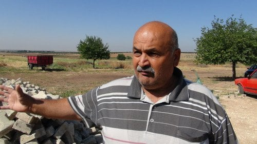 Bombalama Sesiyle Uyanan Vatandaşlar: Suriye Tarafında Büyük Alevler Çıktı