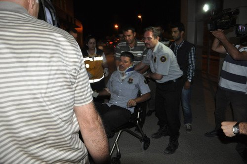 Muş'ta Trene Bombalı Saldırı: 3 Yaralı