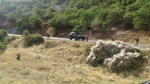 Tunceli'de Hava Destekli Operasyonda 3 Terörist Ölü Ele Geçirildi