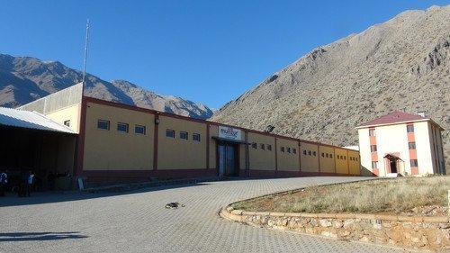 Munzur Su Fabrikası'nda Üretim Durdu
