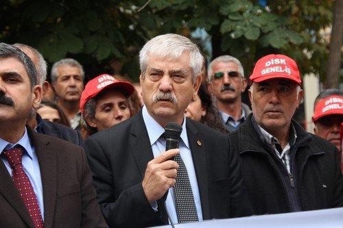 Disk Genel Başkanı Kani Beko, Yılmaz'ın Serbest Bırakılmasını İstedi