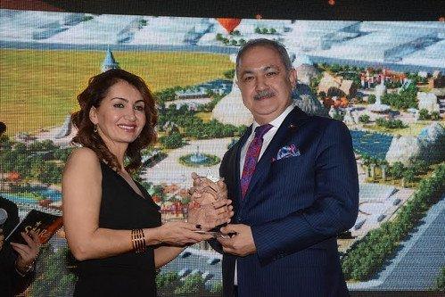 Osmaniye Masal Park Projesi, Atrax'da Ödül Aldı