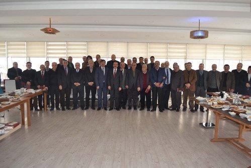 Muş Ekonomi ve Kalkınma Platformu İstişare Toplantısı Yapıldı