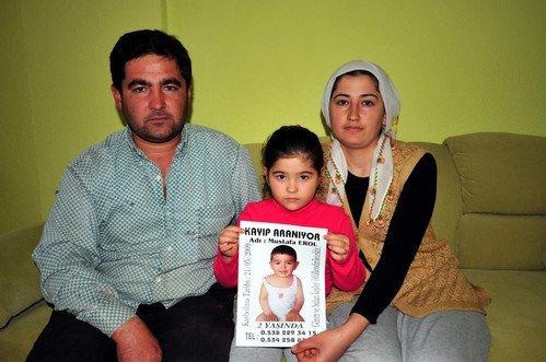 3 Yaşında Kaybolan Oğullarını Yaklaşık Yedi Yıldır Arıyorlar