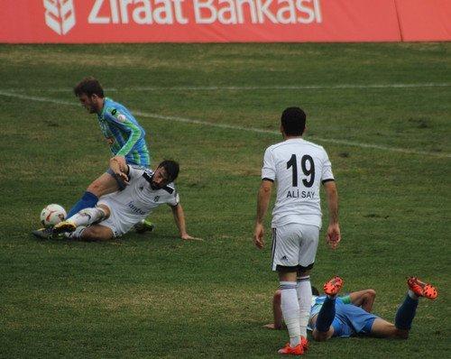 Aydınspor 1923: 1 - Çaykur Rizespor: 2