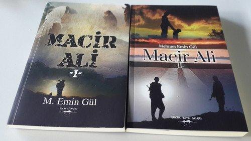 Cezaevinde Okuryazar Oldu, İki Romanı Var, Üçüncüsü Yolda