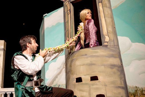 Çocuk Tiyatrosu Şenliği Başlıyor