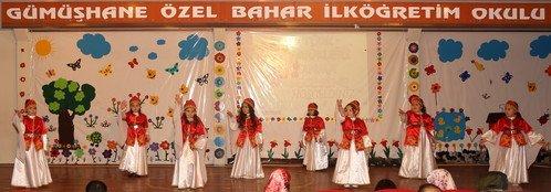Ana Sınıfı Öğrencilerinden Türk Büyükleri Gösterisi