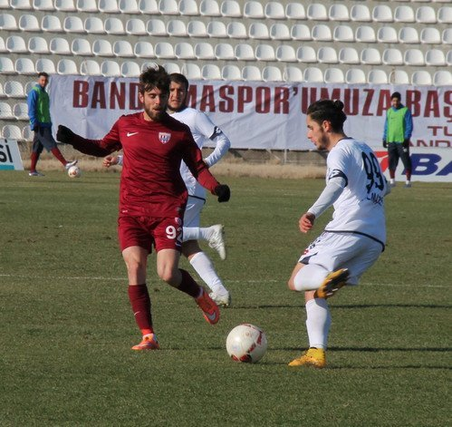 Bandırmaspor-Fethiyespor: 3-0
