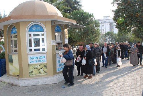 Belediye Halk Ekmeğe Zam Yaptı