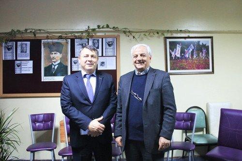 ADD Kırşehir Şubesi Yeni Başkanını Seçti