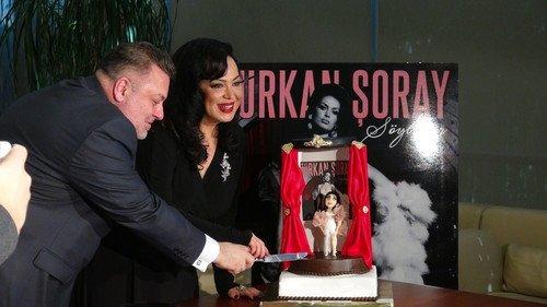 Türkan Şoray, Klibini Tanıttı