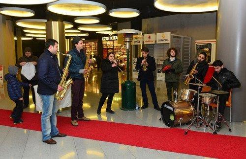 Uluslararası Nilüfer Caz Tatili Festivali'ne Konserli Davet