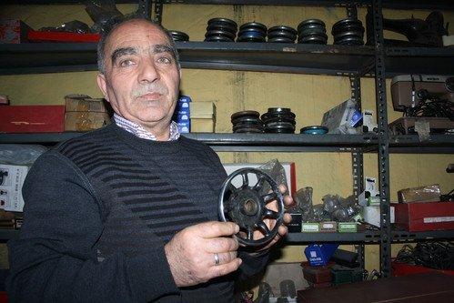 Yok Olmaya Yüz Tutan Bir Meslek: Dikiş Makinası Tamirciliği