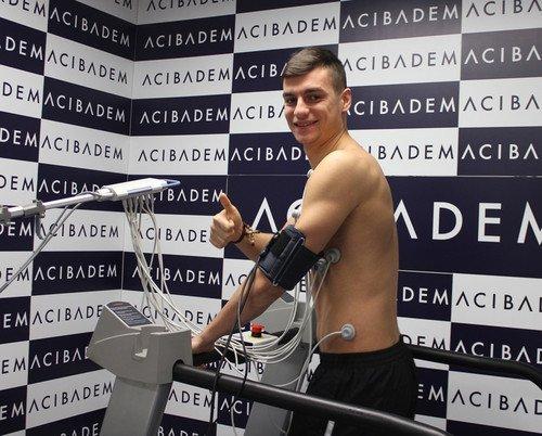 Erciyesspor'un 4 Yeni Futbolcusu Sağlık Kontrolünden Geçti