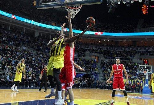 Fenerbahçe, Zedevita Zagreb'i 86-73 Yenerek 5'te 5 Yaptı