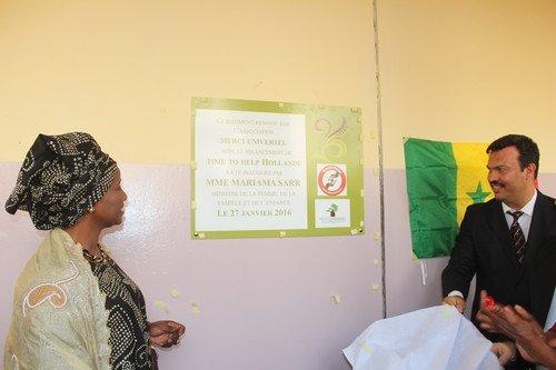 Türk Müteşebbisler Senegalli Öksüz ve Yetimlere Sahip Çıktı