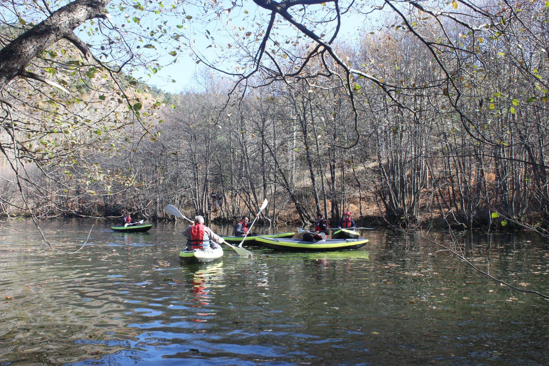 Mesudiye'nin gizemli gölü