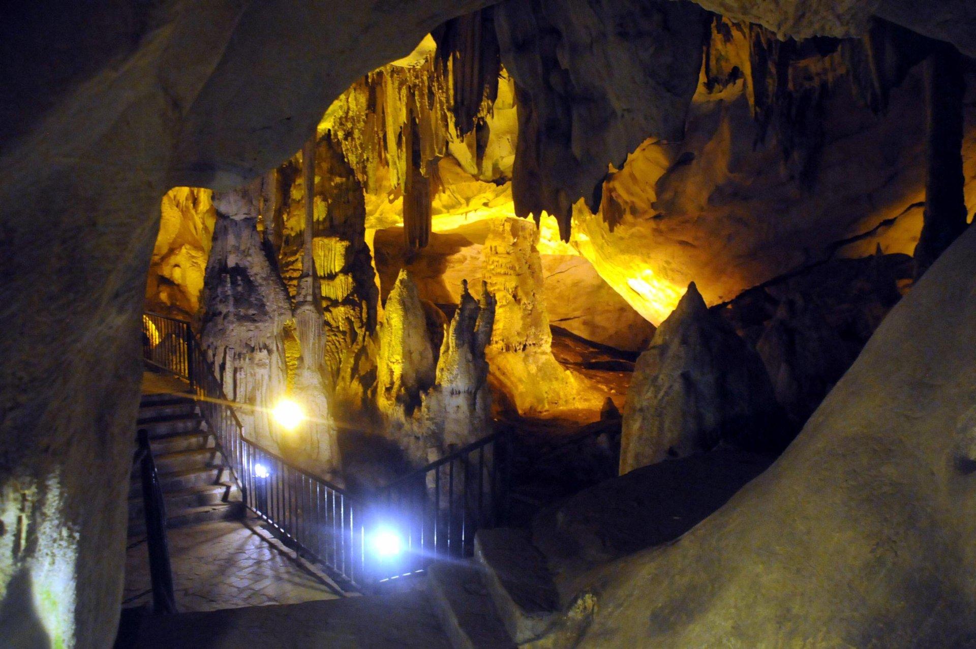 Bu hafta nereyi gezsek diyenlere / Kırklareli Dupnisa Mağarası