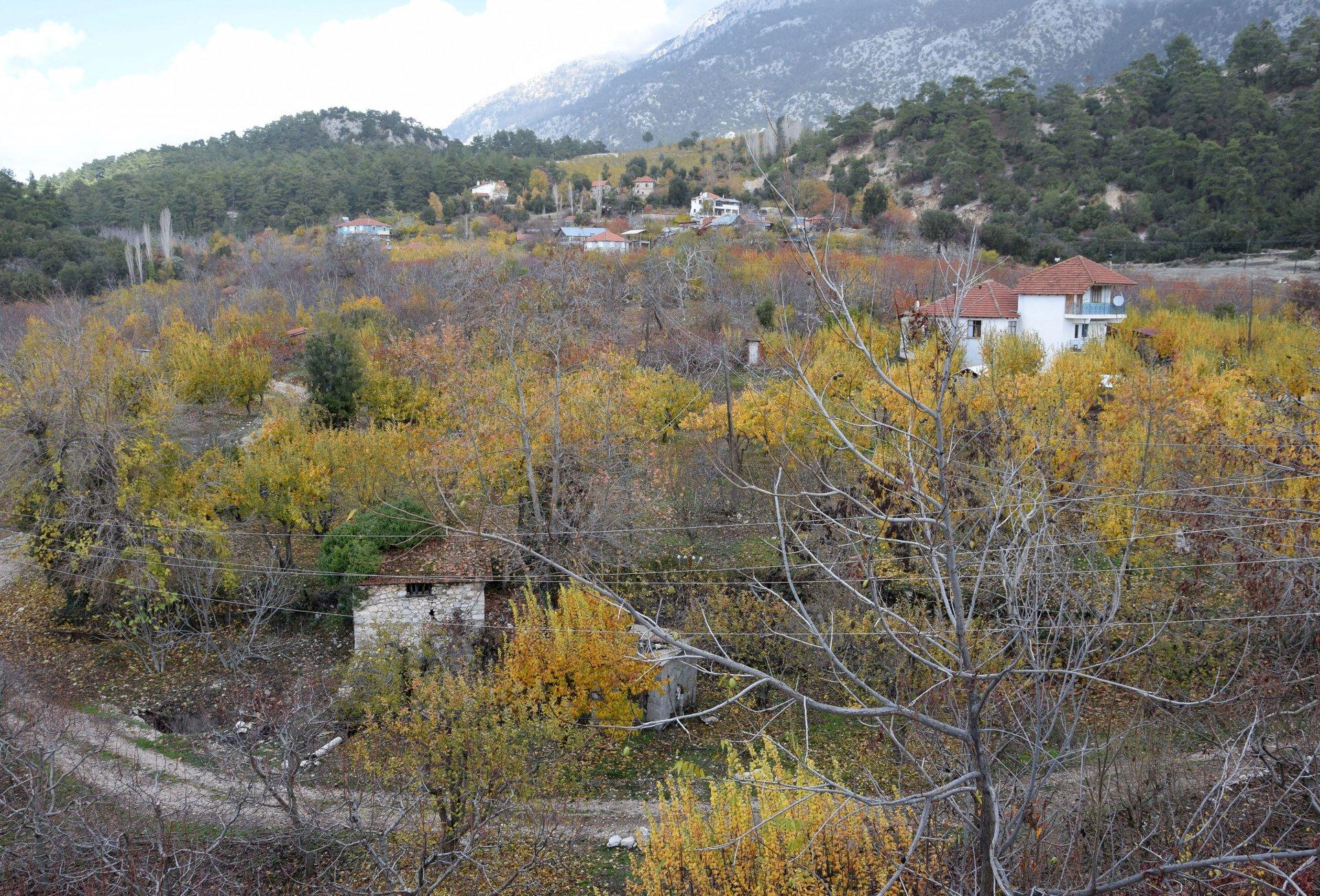 Antalya Kumluca Altınyaka Yaylası