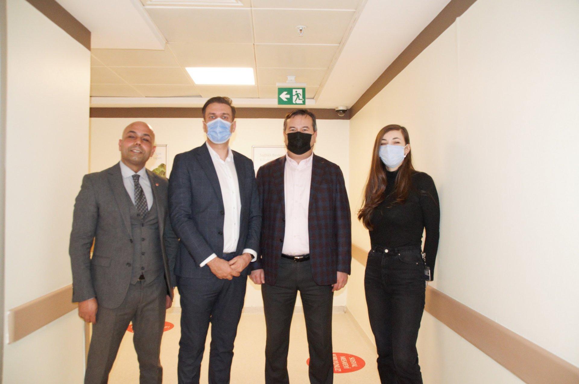 Türk bilim insanları koronavirüsün vücutta bıraktığı yeni bir hasarı keşfetti
